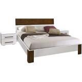Кровать двойная «Ангелина» П461.06