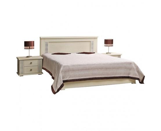 Кровать двойная «Тунис» П344.05