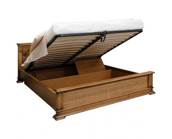 Кровать двойная «Верди Люкс 16/1ПП» П434.08/1пп с подъёмным механизмом