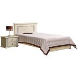 Кровать одинарная «Тунис» П344.08