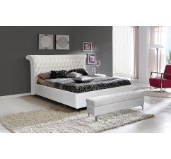 Кровать двойная «Марселла 16М» с банкеткой