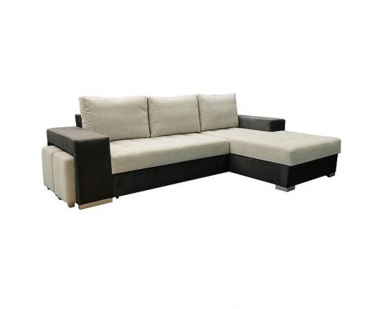 Угловой диван «Наоми» (2мL/R6мR/L)