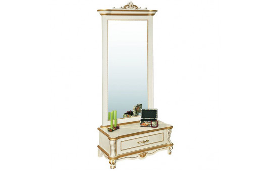 Зеркало напольное «Алези 1 Люкс» П350.15л