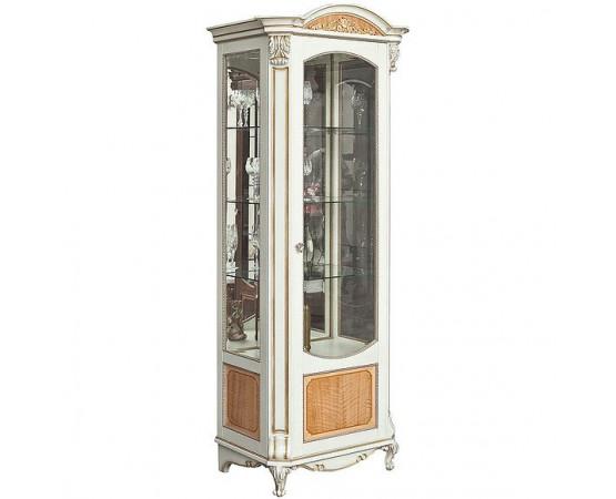 Шкаф с витриной «Альба 8» П485.08