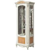 Шкаф с витриной «Альба 8» П485.08-01