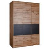 Шкаф для одежды «Блэквуд» П558.14