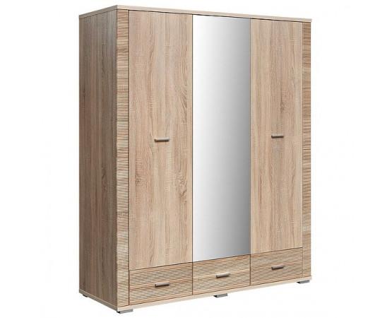 Шкаф для одежды «Гресс» П501.13