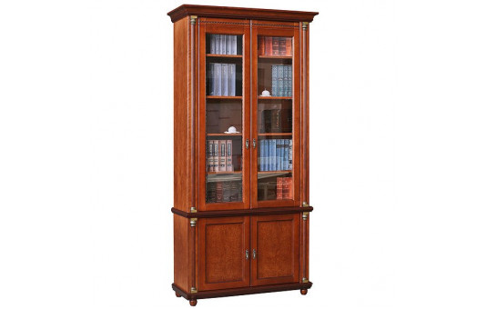 Шкаф для книг «Валенсия 2» П444.22