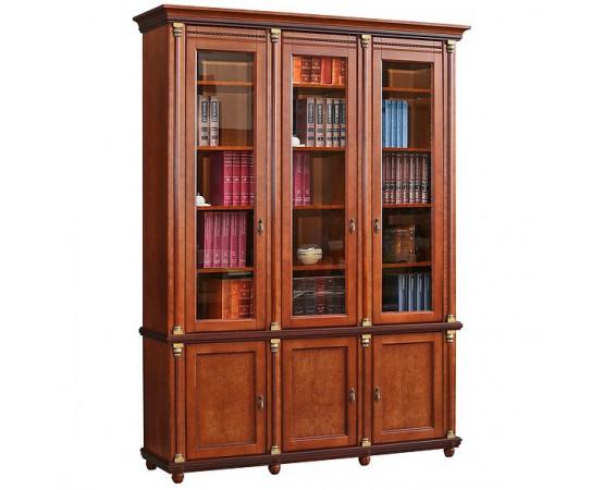 Шкаф для книг «Валенсия 3» П444.23
