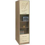 Шкаф комбинированный «Бритиш» П551.01