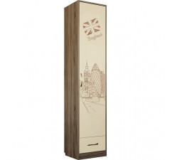 Шкаф комбинированный «Бритиш» П551.04