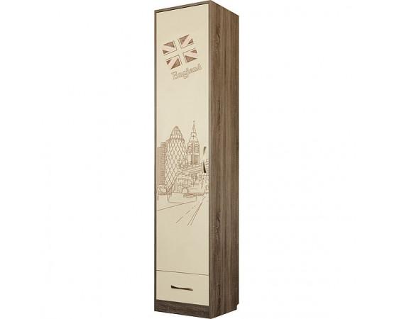 Шкаф комбинированный «Бритиш» П551.04-01