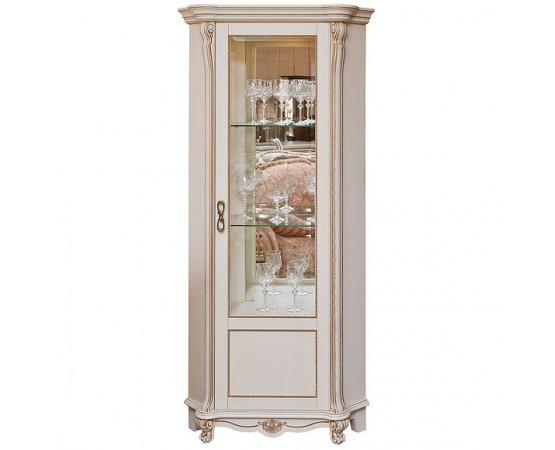 Шкаф с витриной «Алези 10» П350.13