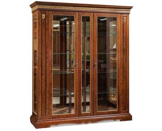 Шкаф с витриной «Милана 11» П265.11