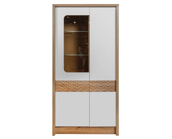 Шкаф с витриной «Рондо 9» П553.09