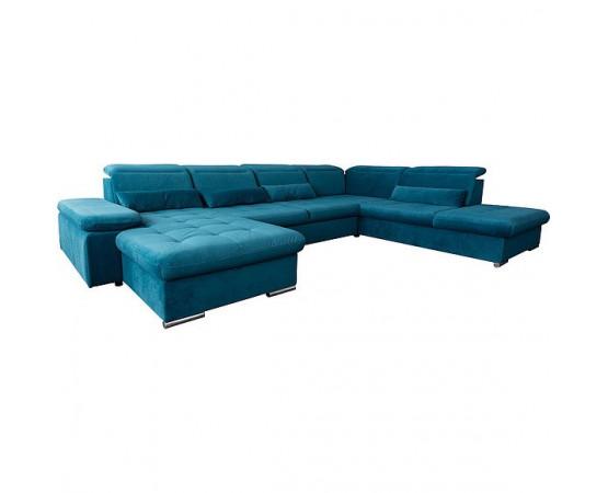 Угловой диван «Вестерн» (8ML/R.20м.5АR/L)
