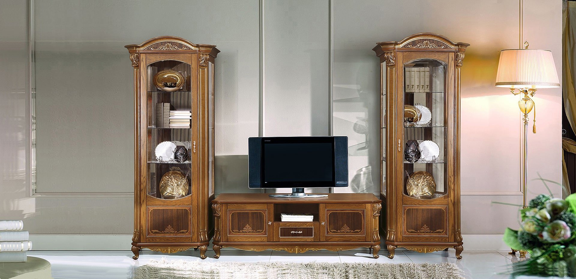 Коллекция мебели Альба