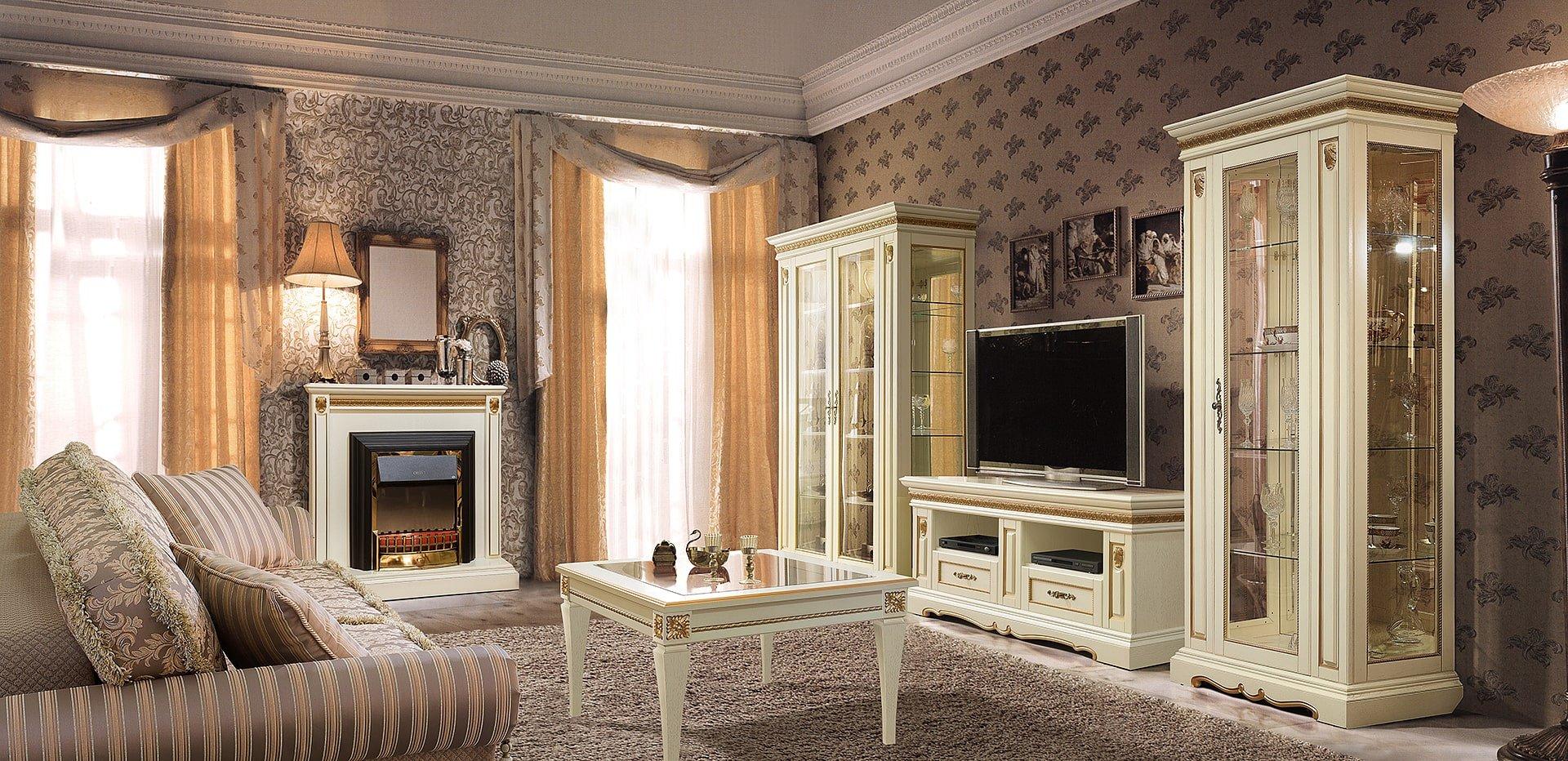 Коллекция мебели Милана