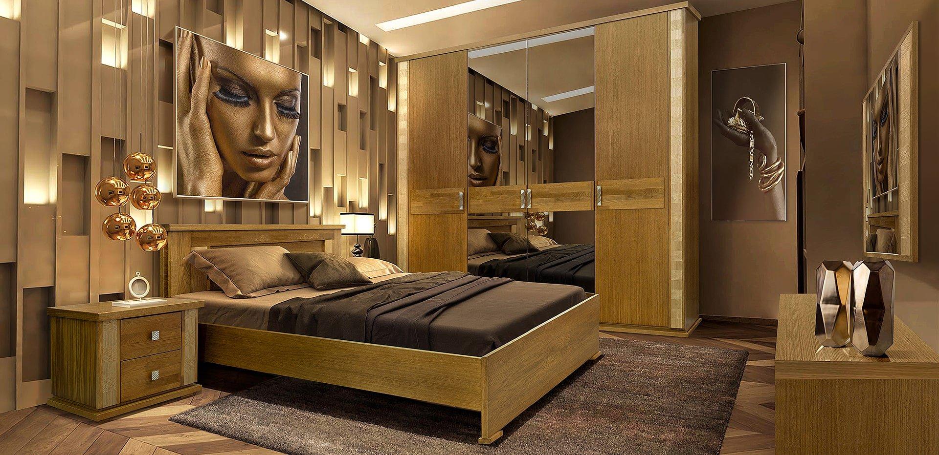 Коллекция мебели Тунис