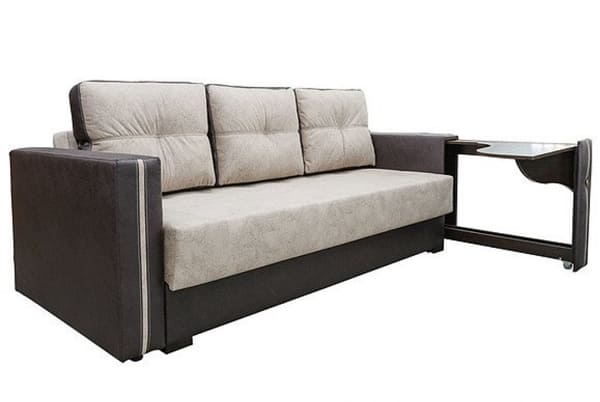 Фото дивана с механизмом еврокнижка