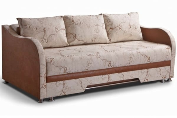 Фото дивана с механизмом еврософа