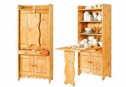 Мебель из сосны для гостиной