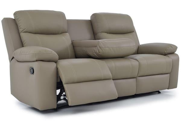 Фото дивана с механизмом реклайнер