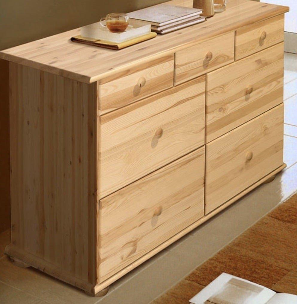 Минусы мебели из массива березы