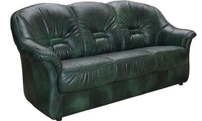 Плюсы кожаных диванов