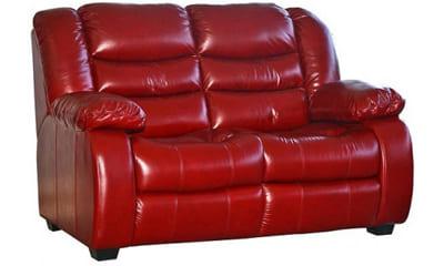 Кожаный диван манчестер