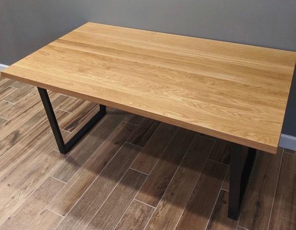 Стол обеденный из бука