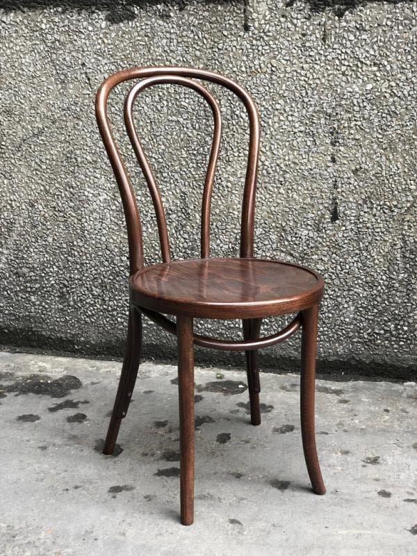 Венский гнутый стул из бука