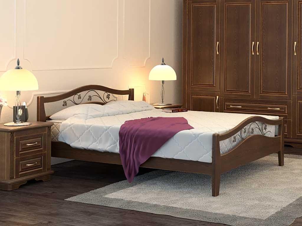 Мебель для спальни из бука