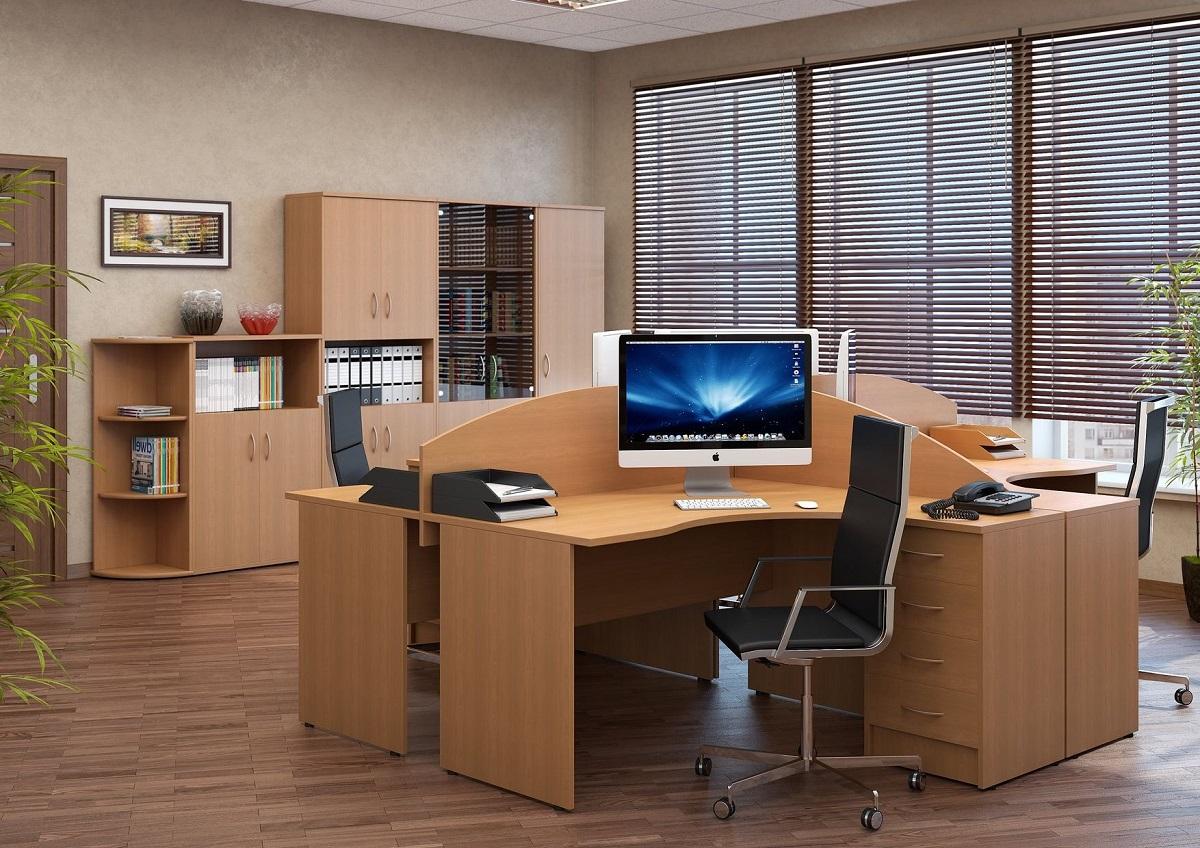 Мебель для офиса из бука