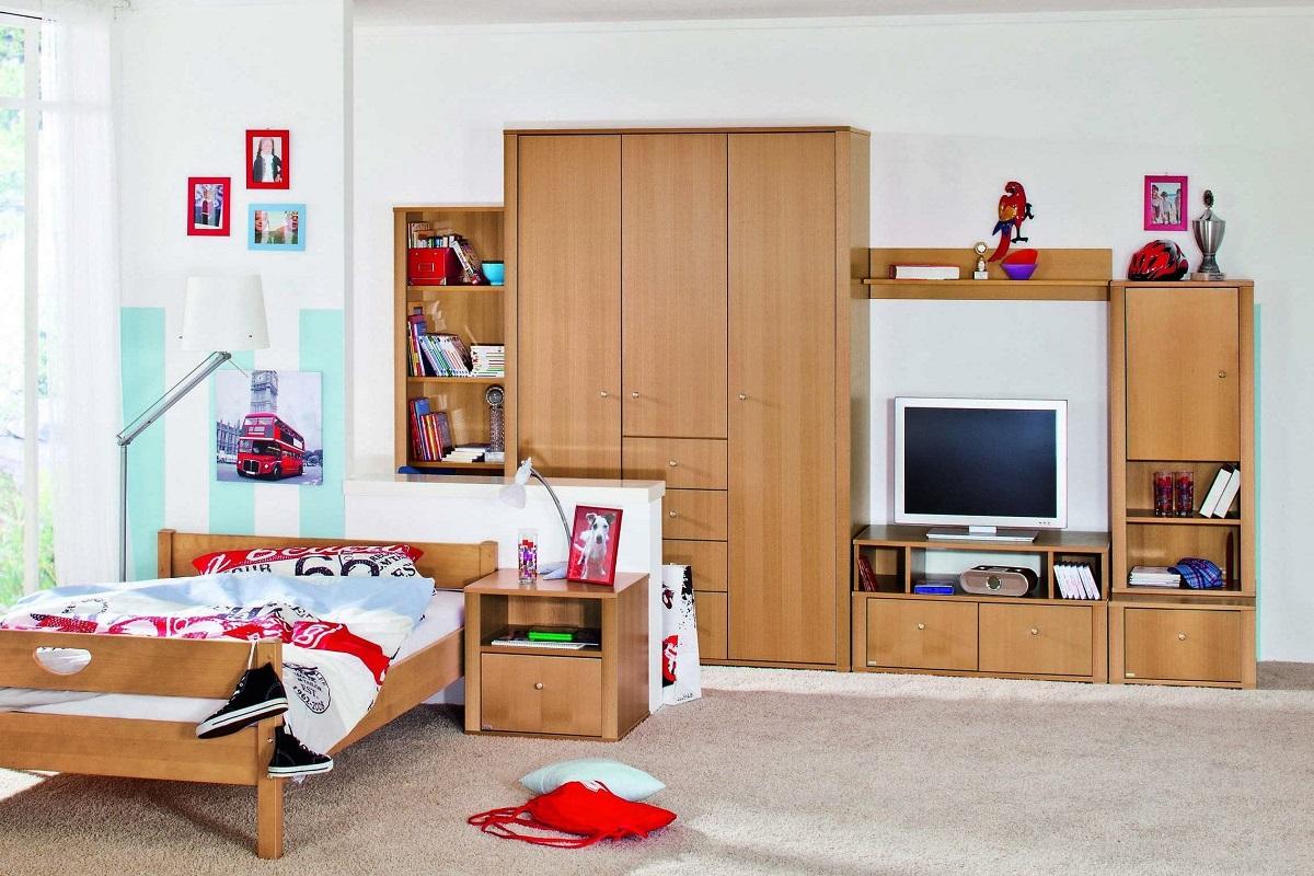 Мебель для детской из бука