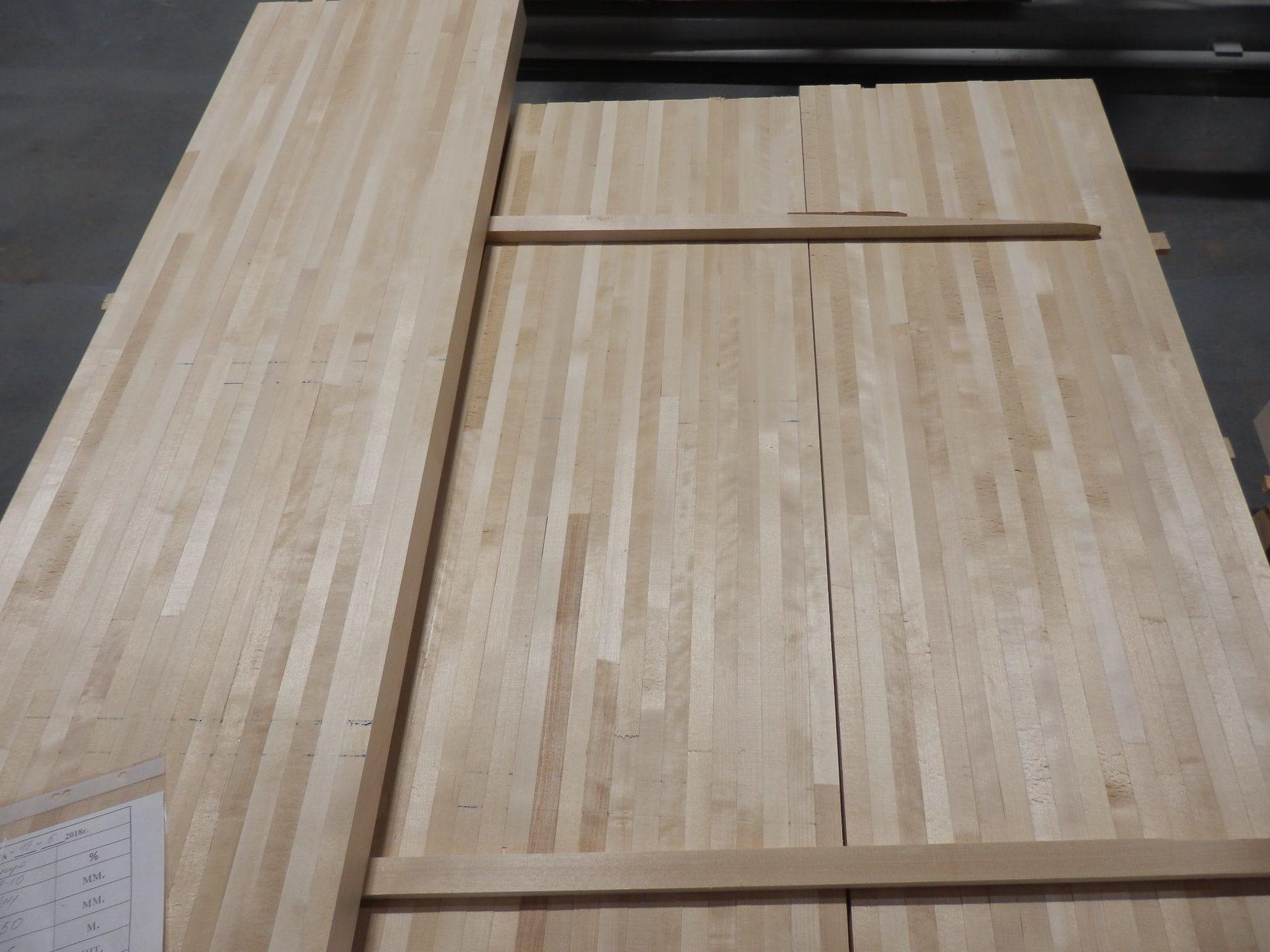Отделка березы в производстве мебели