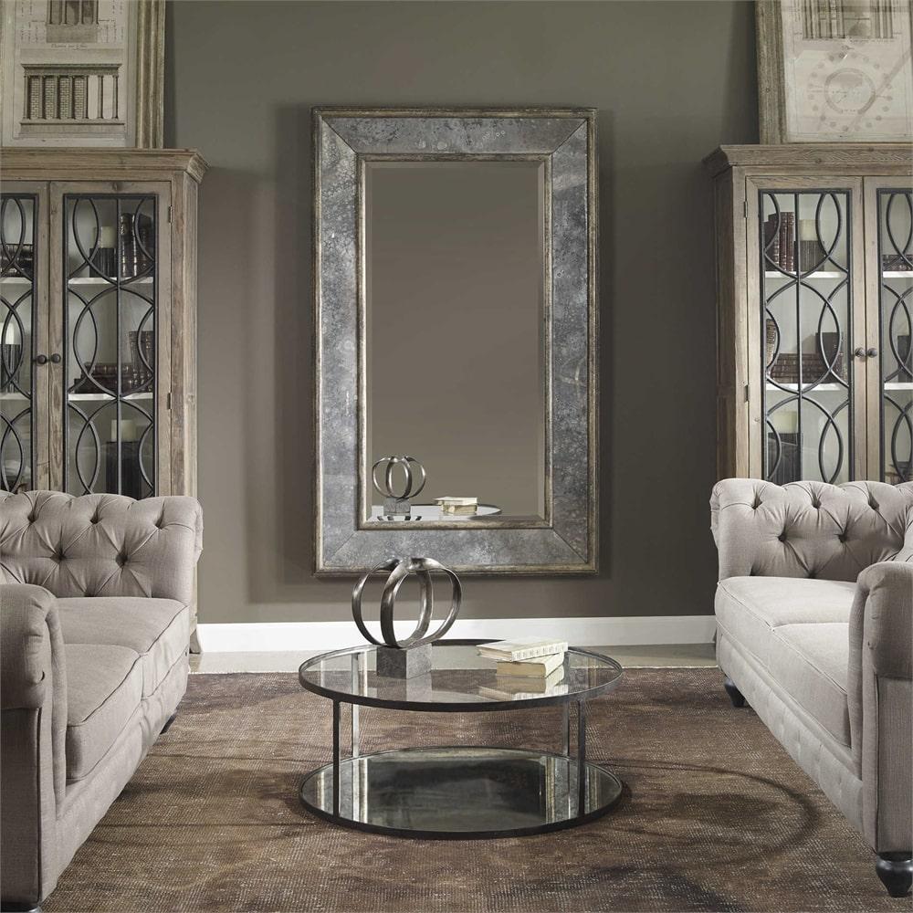 Зеркало в гостиную