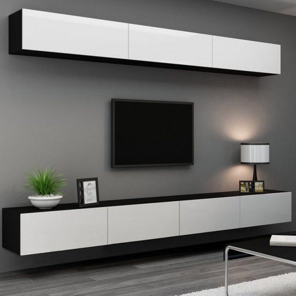 Мебель в гостиную в стиле хай-тек