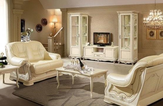Серия мебели Верди в гостиную