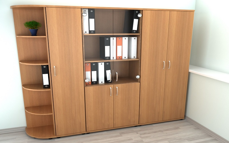 Офисная мебель из ольхи