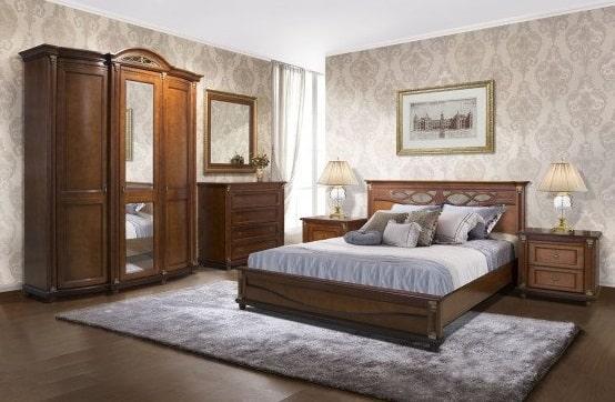 Серия спальни Валенсия