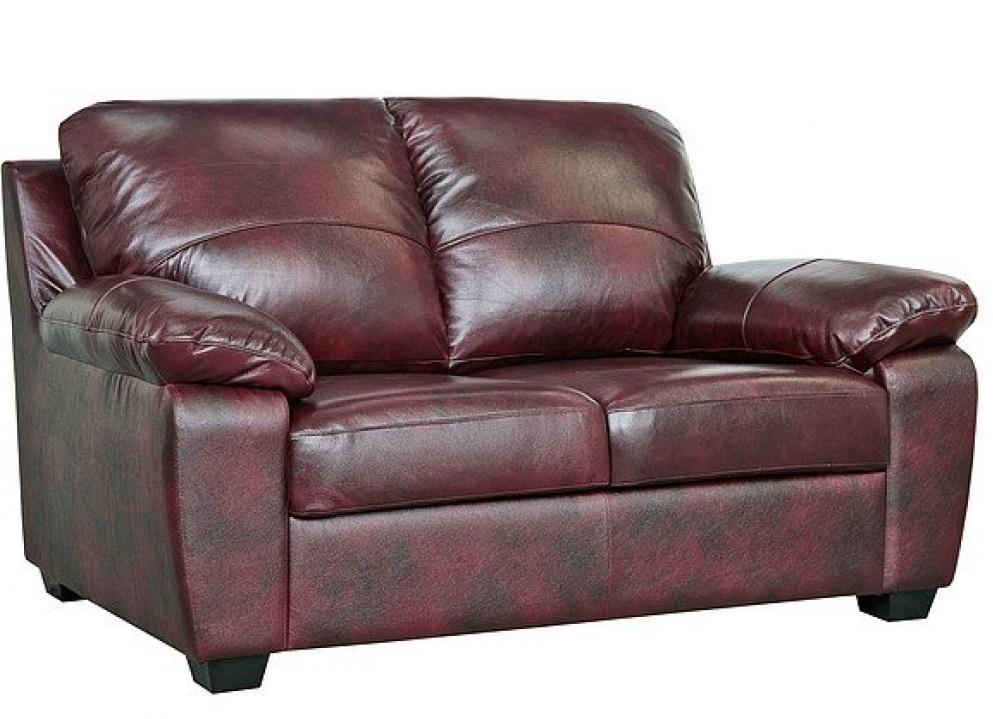 Оригинальный кожаный диван